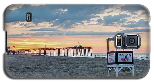 Sunrise At 16th Street Ocean City New Jersey Galaxy S5 Case