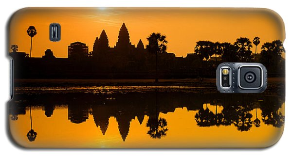 Sunrise At Angkor Wat Galaxy S5 Case