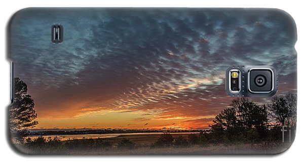 Sunrise At Biddeford Pool,maine Galaxy S5 Case by David Bishop