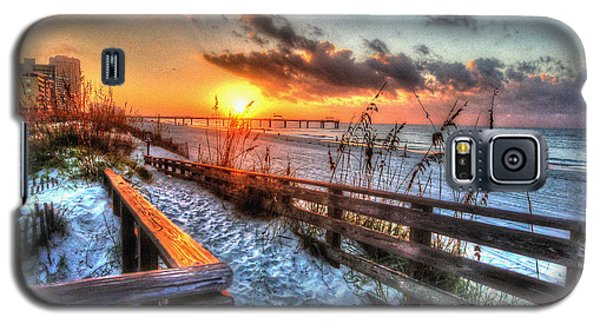 Sunrise At Cotton Bayou  Galaxy S5 Case
