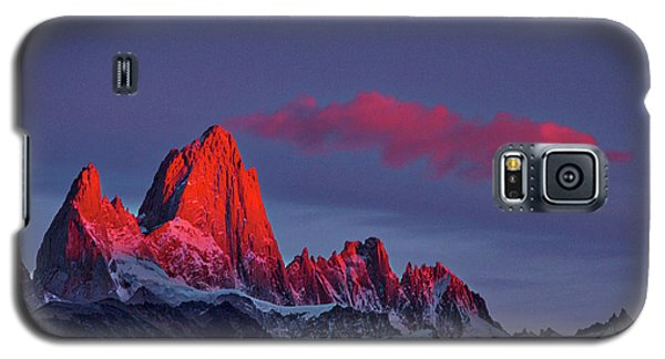 Sunrise At Fitz Roy #3 - Patagonia Galaxy S5 Case