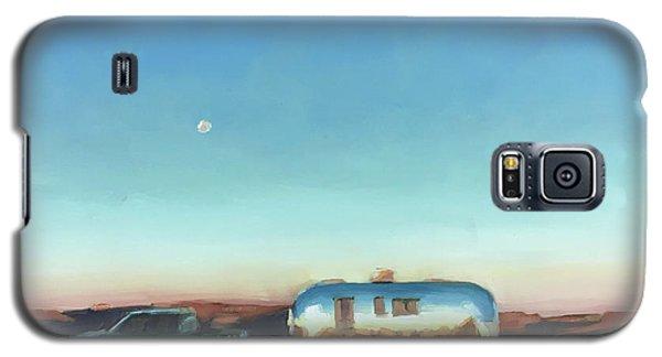 Sunrise At Gooseneck Canyon. Galaxy S5 Case