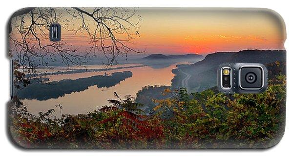 Sunrise At Homer, Mn Galaxy S5 Case