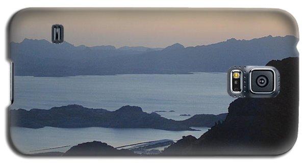 Sunrise At Hoover Dam Galaxy S5 Case