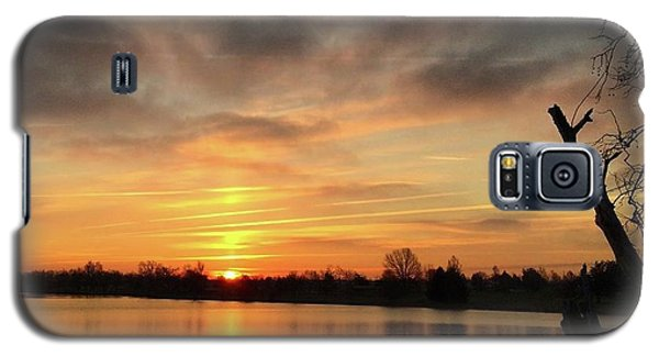 Sunrise At Jacobson Lake Galaxy S5 Case