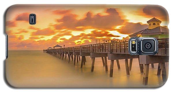Sunrise At Juno Beach Galaxy S5 Case