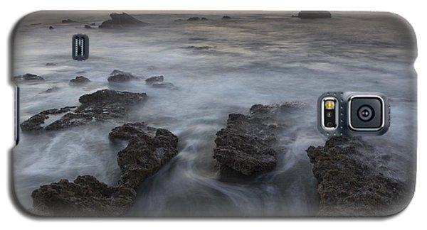Galaxy S5 Case featuring the photograph Sunrise At Laguna Beach II by Keith Kapple