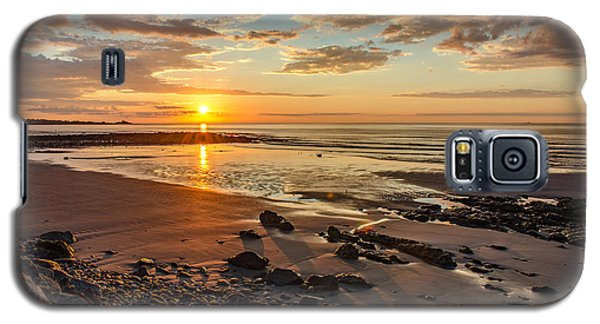 Sunrise At Long Sands Galaxy S5 Case