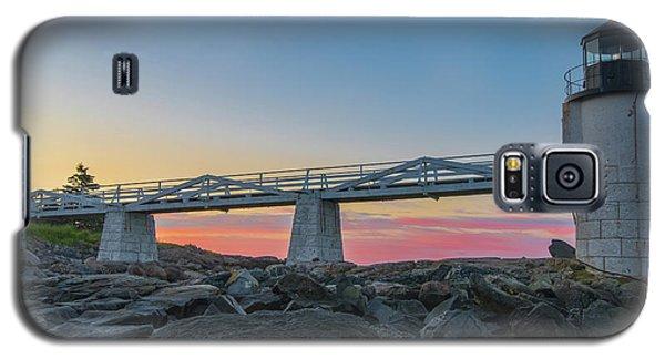 Sunrise At Marshall Point Galaxy S5 Case
