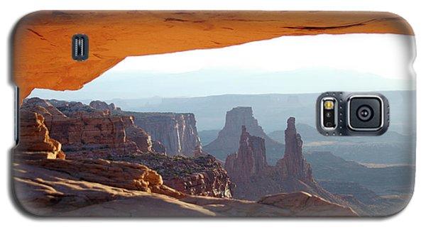Sunrise At Mesa Arch Galaxy S5 Case