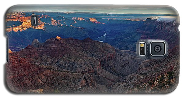 Sunrise At Navajo Point Galaxy S5 Case
