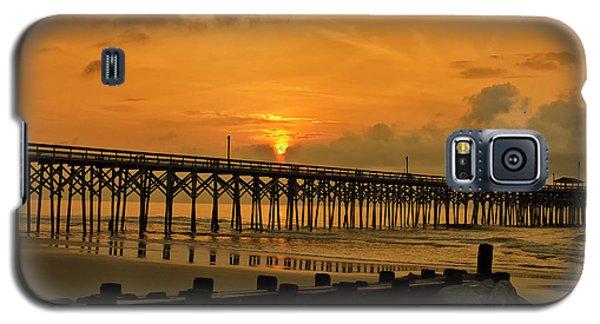 Sunrise At Pawleys Island Galaxy S5 Case by Bill Barber