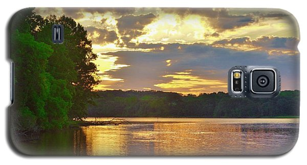 Sunrise At The Landing Galaxy S5 Case