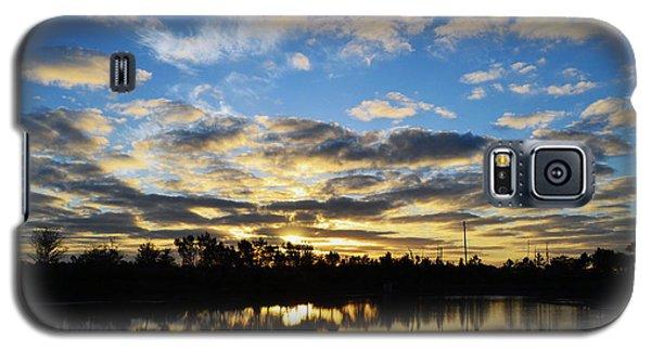 Sunrise At The Summit Galaxy S5 Case