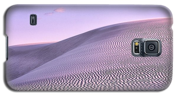 Sunrise At White Sands Galaxy S5 Case