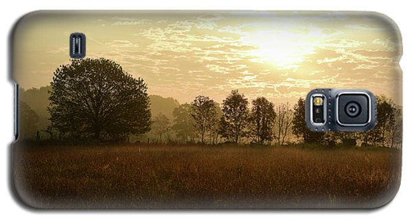 Sunrise Autumn Equinox 2017 Galaxy S5 Case