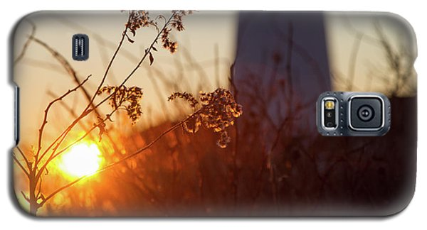 Sunrise Backlight Galaxy S5 Case