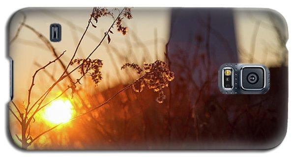 Sunrise Backlight Galaxy S5 Case