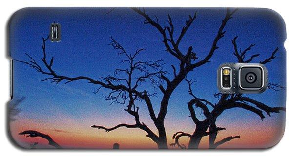 Sunrise Beach Galaxy S5 Case