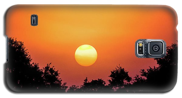 Galaxy S5 Case featuring the photograph Sunrise Bliss by Shelby Young