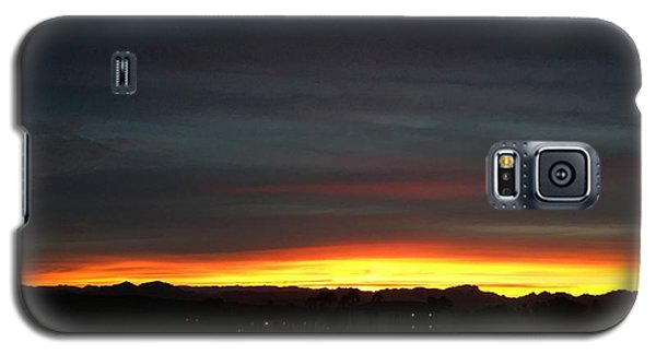 Sunrise Collection, #5 Galaxy S5 Case