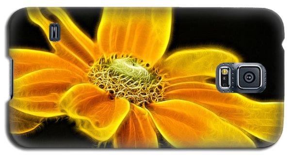 Sunrise Daisy Galaxy S5 Case