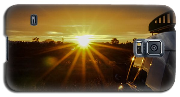 Sunrise And My Ride Galaxy S5 Case