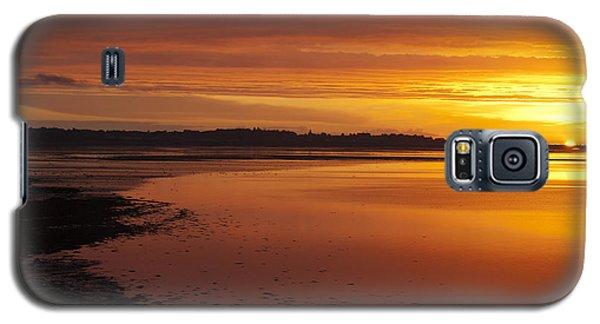 Sunrise Dornoch Firth Scotland Galaxy S5 Case
