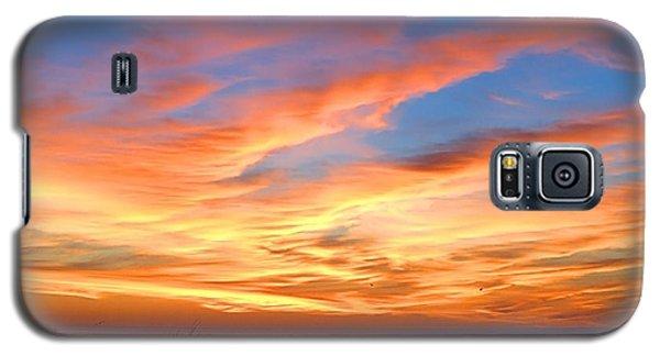 Sunrise Dune I I I Galaxy S5 Case