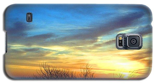 Sunrise Dune I I Galaxy S5 Case