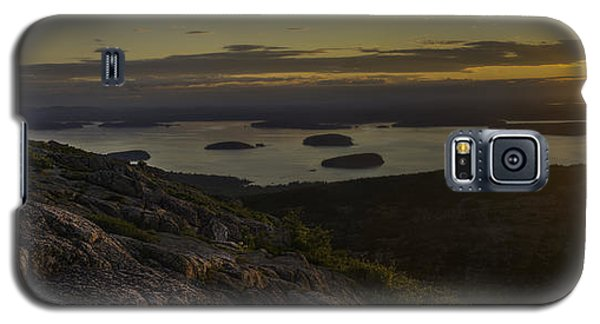 Sunrise From Cadillac Mountain Galaxy S5 Case