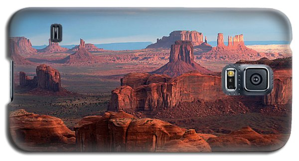 Sunrise From Hunt's Mesa Galaxy S5 Case