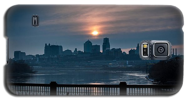 Sunrise From Kaw Point Galaxy S5 Case