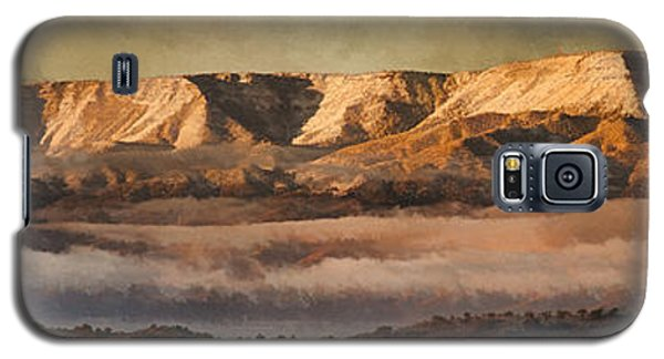 Sunrise Glow Pano Pnt Galaxy S5 Case