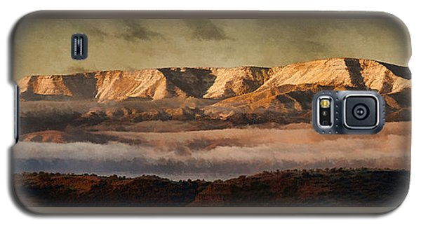Sunrise Glow Pano Pnt Galaxy S5 Case