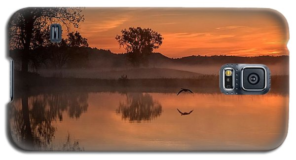 Sunrise Goose Galaxy S5 Case