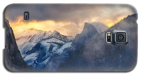 Sunrise Half Dome Galaxy S5 Case