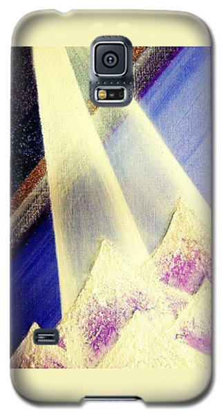 Sunrise  In Alpine Galaxy S5 Case