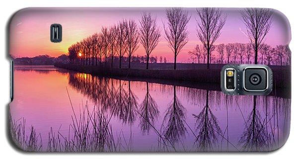 Sunrise In Holland Galaxy S5 Case