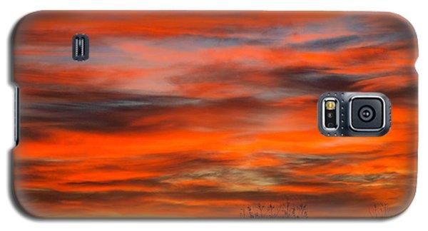 Sunrise In Ithaca Galaxy S5 Case