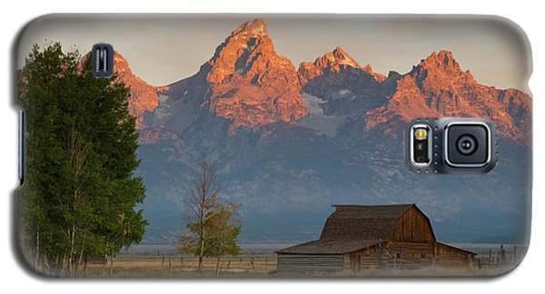 Sunrise In Jackson Hole Galaxy S5 Case