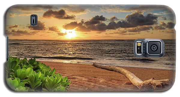 Sunrise In Kapaa Galaxy S5 Case