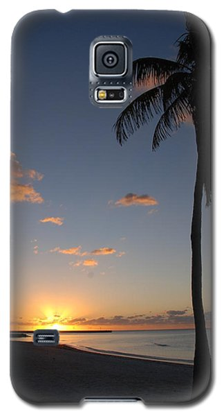Sunrise In Key West 2 Galaxy S5 Case