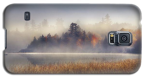 Sunrise In Lake Placid  Galaxy S5 Case by Magda  Bognar