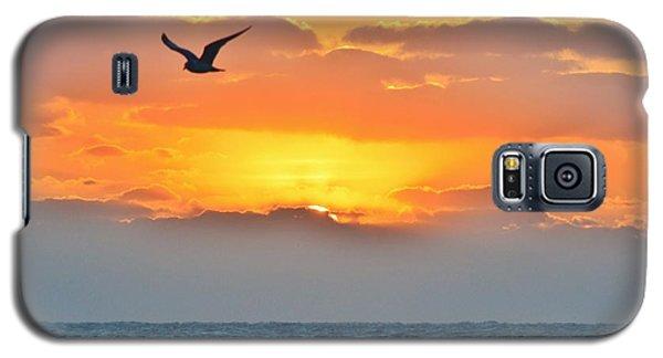 Sunrise In Nags Head Galaxy S5 Case
