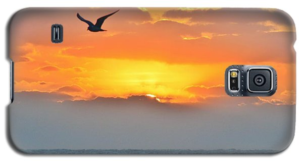 Sunrise In Nags Head Galaxy S5 Case