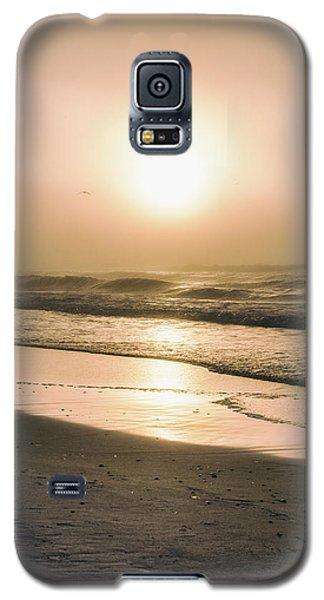 Galaxy S5 Case featuring the photograph Sunrise In Orange Beach  by John McGraw