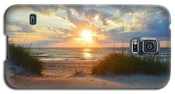 Sunrise In South Nags Head Galaxy S5 Case