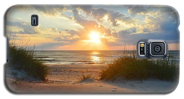 Sunrise In South Nags Head Galaxy S5 Case