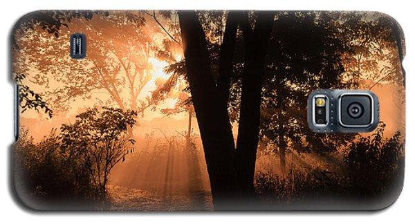 Sunrise In The Marsh 3 Galaxy S5 Case